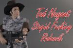 Ted Nugent Action Figure